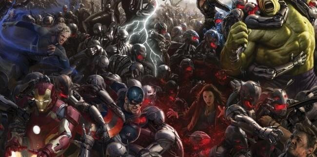 Arte conceptual de Los Vengadores 2: La Era de Ultron